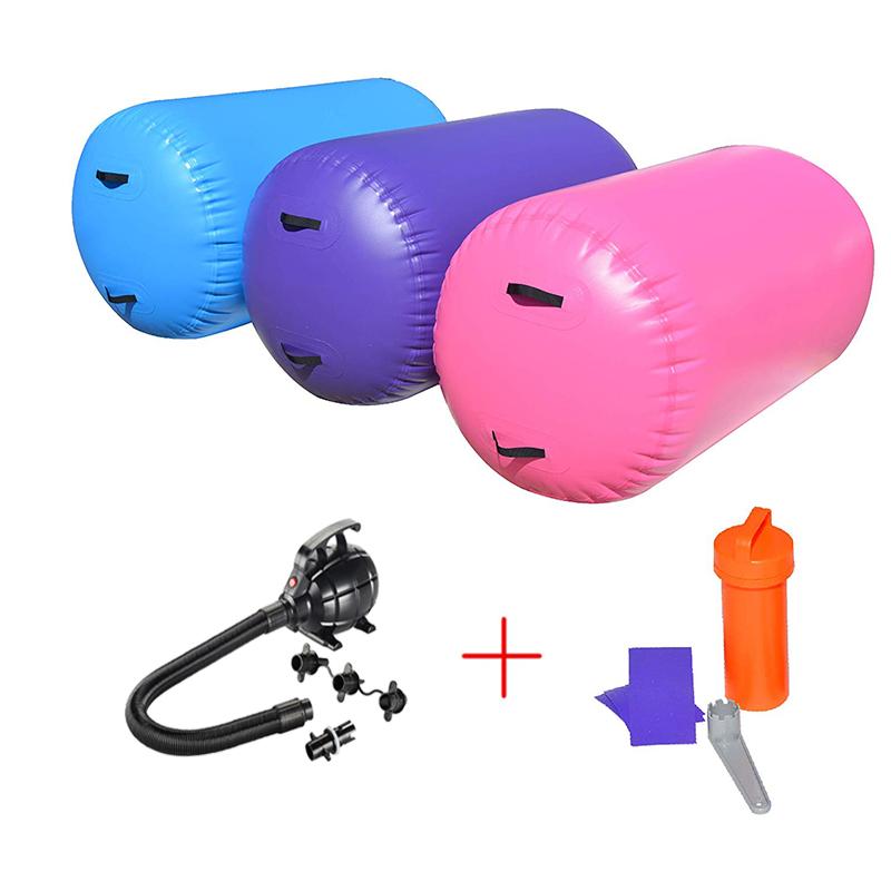 充气体操滚球运动气柱