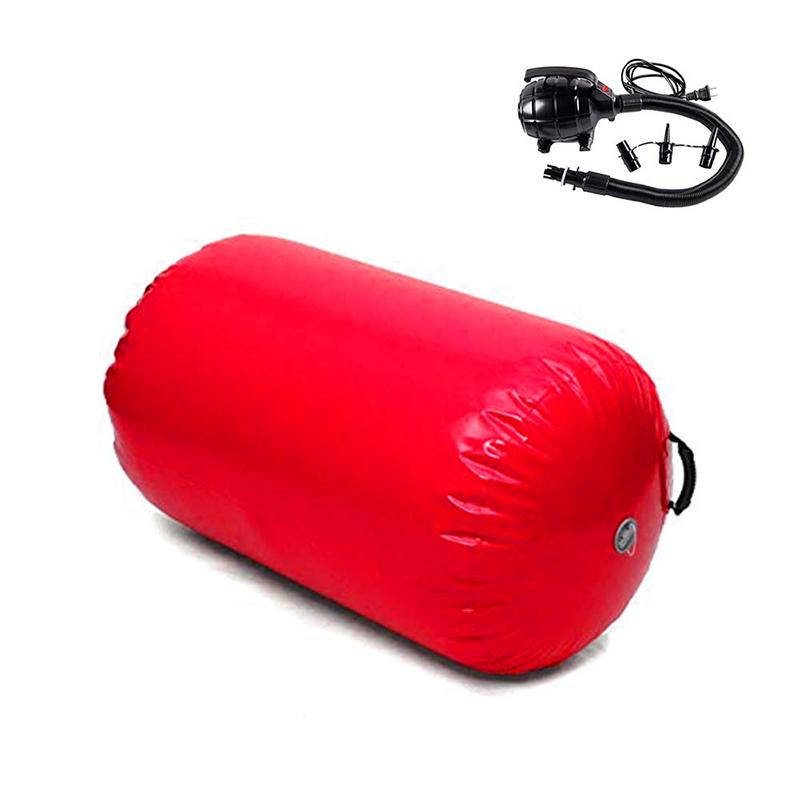 运动健身充气体操滚球运动气柱