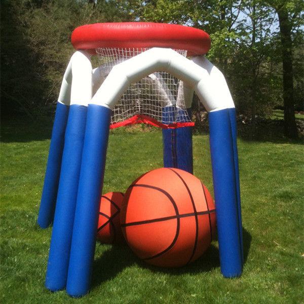 充气趣味运动会篮球道具