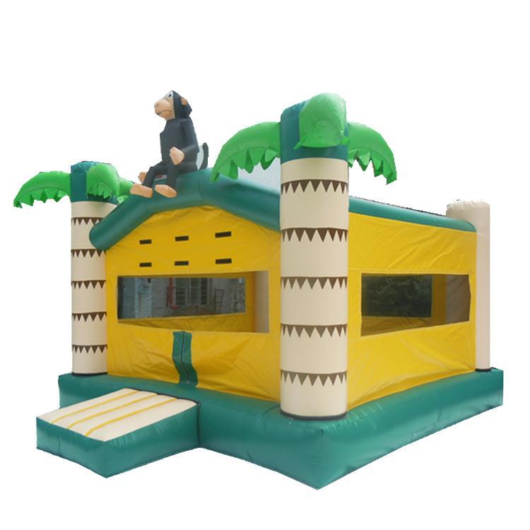 小猴子家园跳床