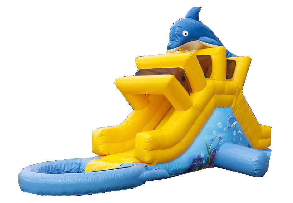 儿童游乐设备厂家直销鲸鱼滑梯