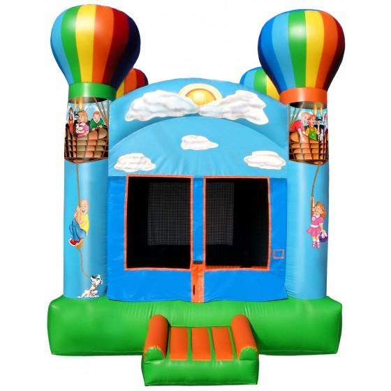 热气球小屋跳床