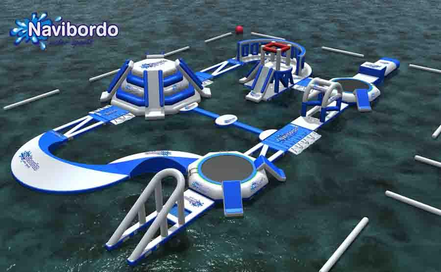 户外运动游乐设备水上游艺设备水滑梯水上乐园
