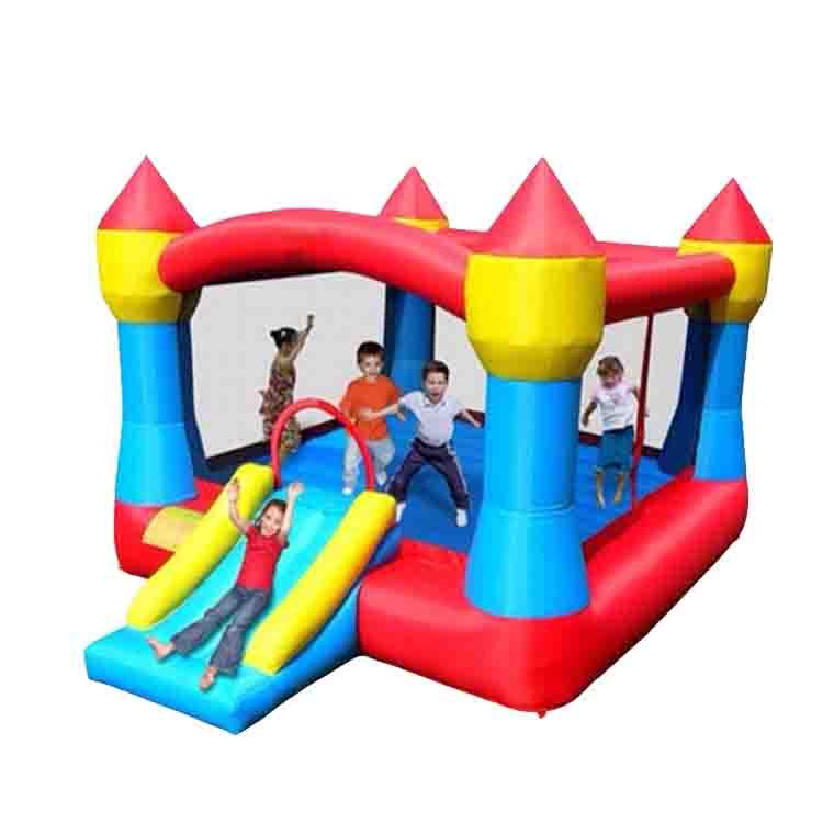 儿童城堡牛津布跳床