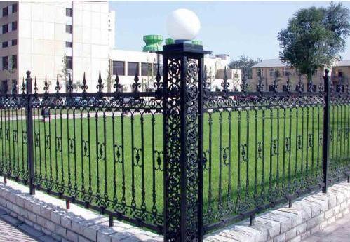 铁艺护栏的质量如何来鉴别你知道么?