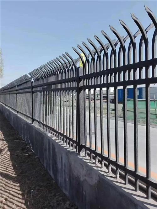 河南锌钢护栏定制