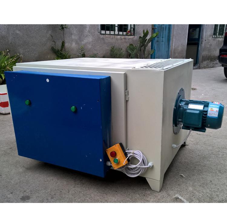 成都工业油雾净化器-双区式静电吸附型