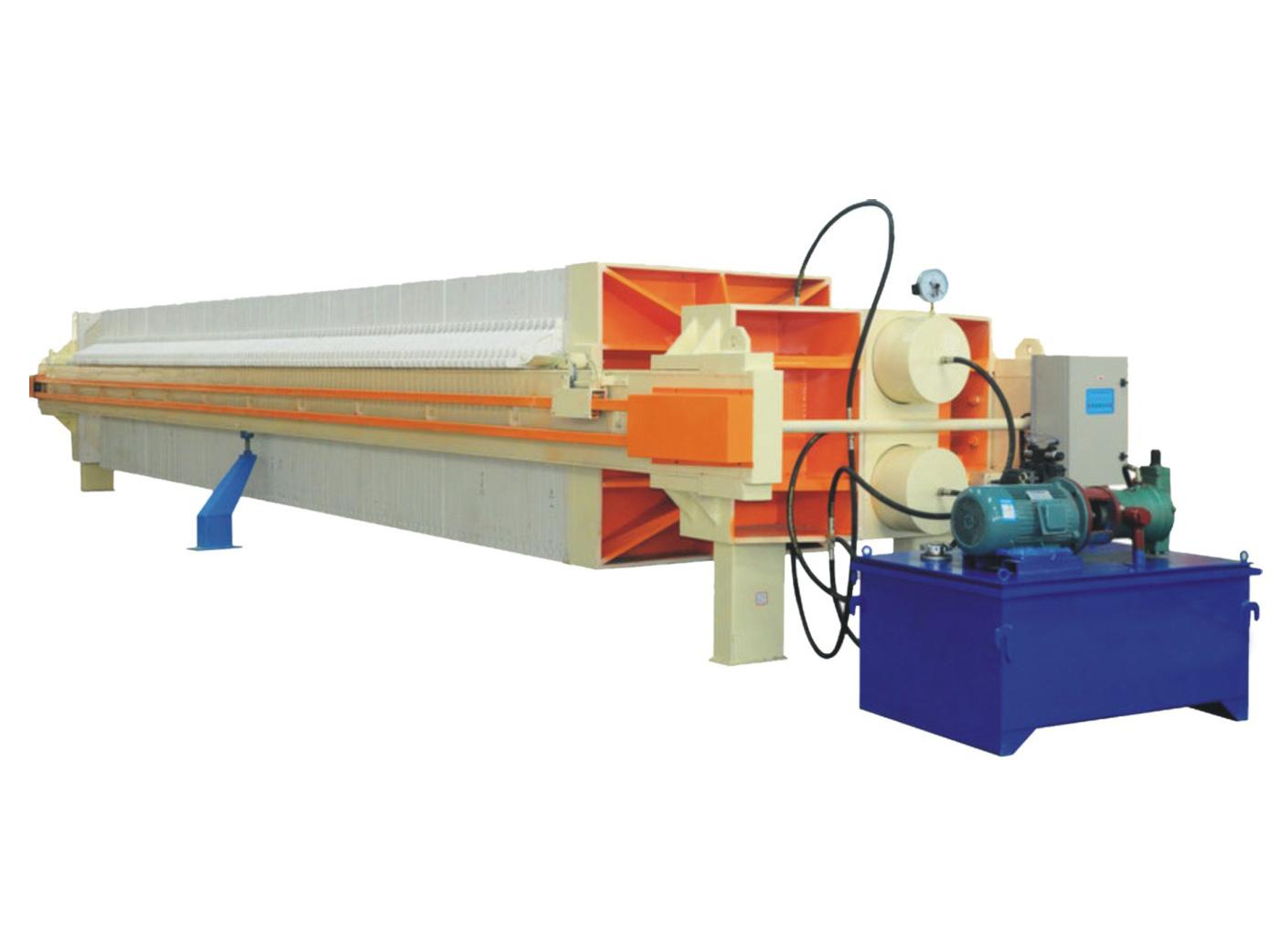 成都打桩盾构压滤机-程控自动拉板压滤机