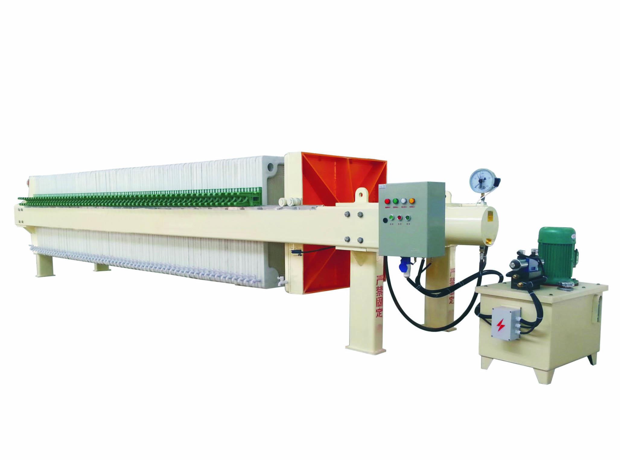 成都打桩盾构压滤机-板框式自动保压压滤机