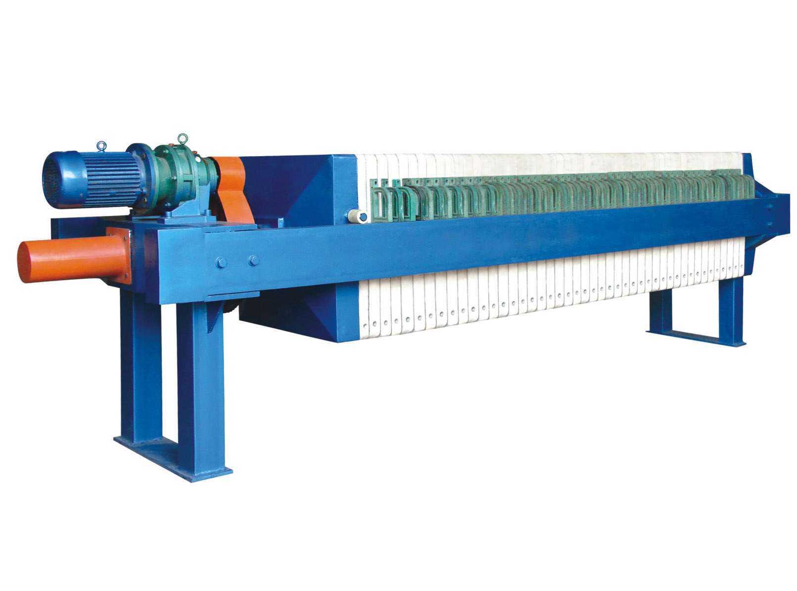 成都压滤机-自动机械压紧压滤机