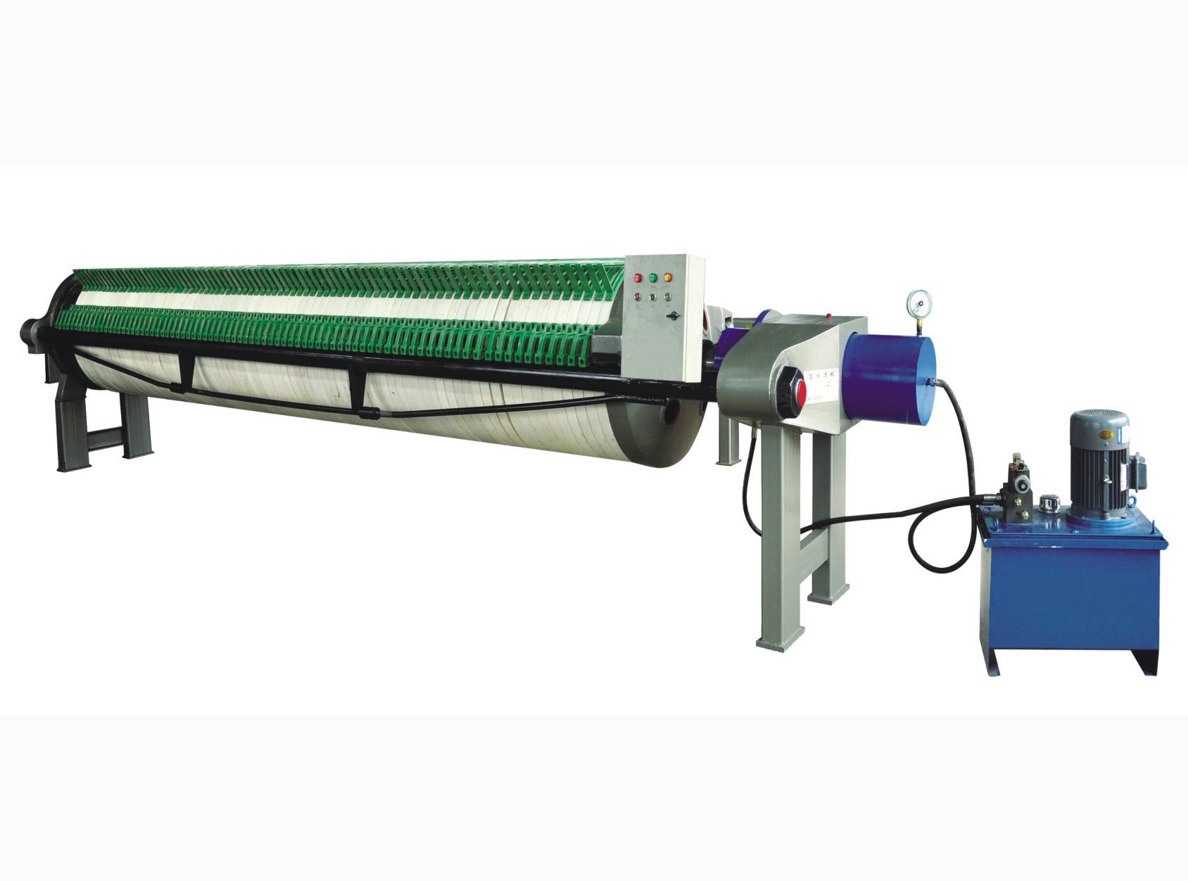 多次化工压滤机—圆形滤板压滤机