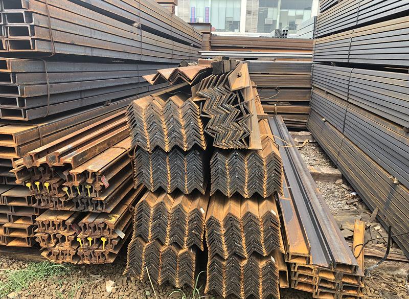 成都H型钢厂家展示