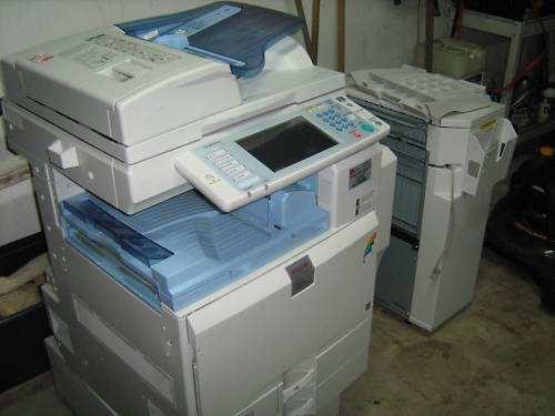 成都彩色复印机
