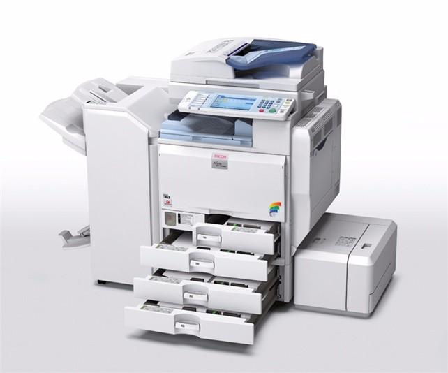 浅谈彩色复印机的使用常识