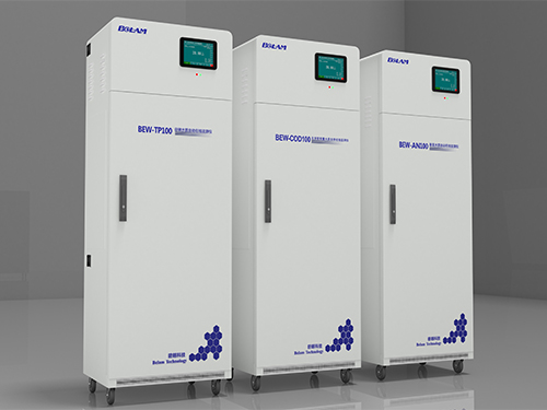 氨氮水質自動在線監測儀