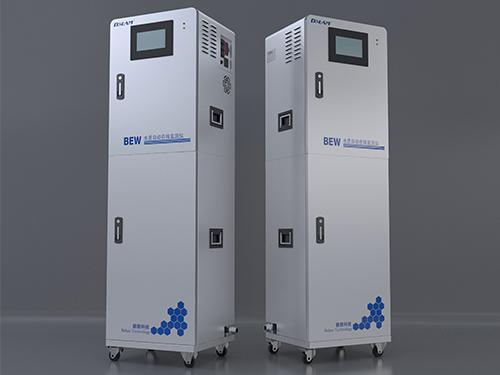 小型水質自動監測站