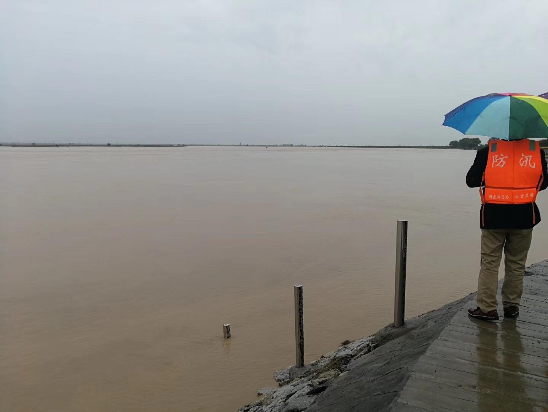 陝西秋汛暴雨洪水造成15縣區40571人受災