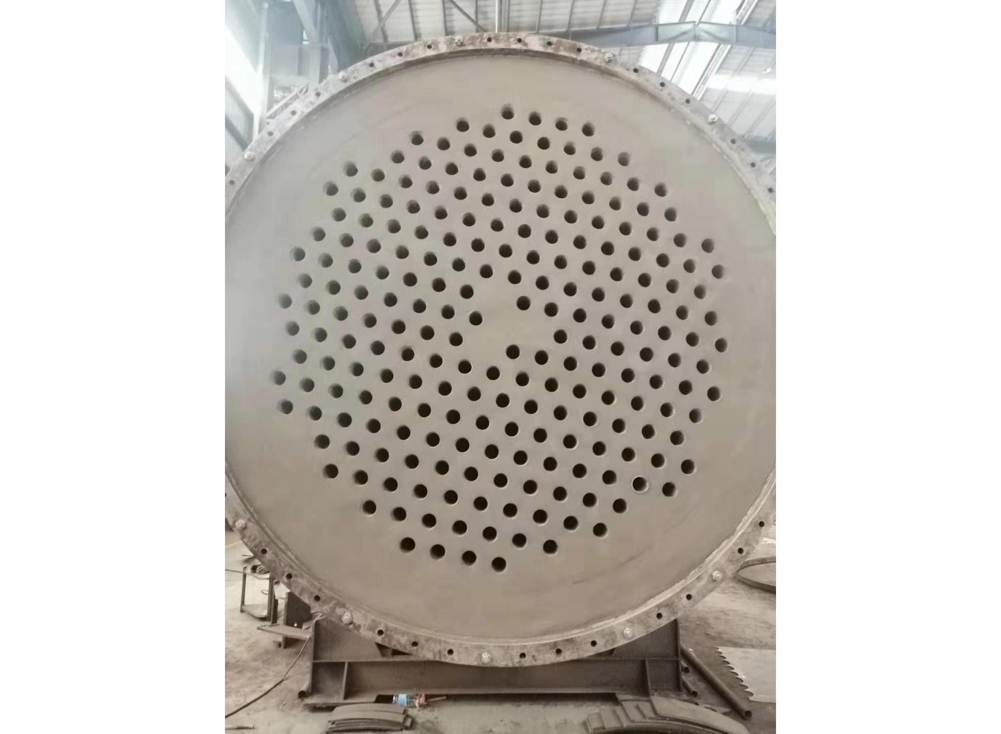 四川耐火材料窑炉案例