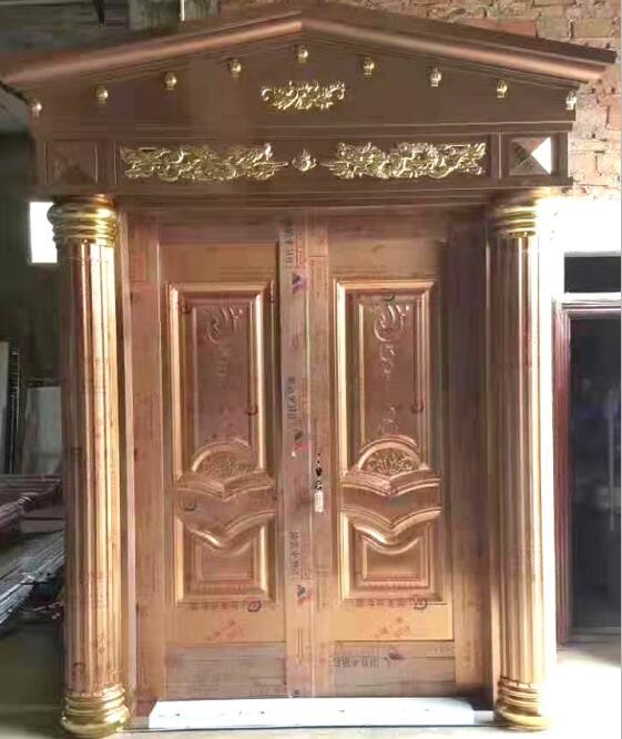 德阳铜门销售