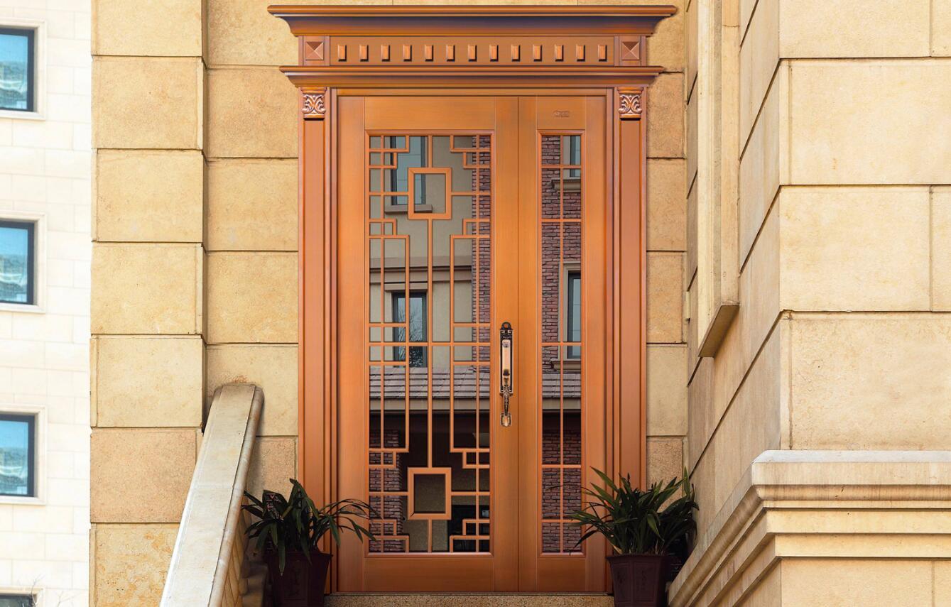 成都铜门的制作方法和焊接工艺介绍