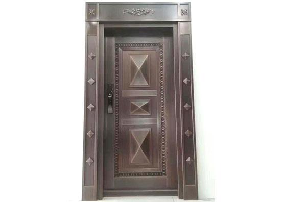 成都钢铜门