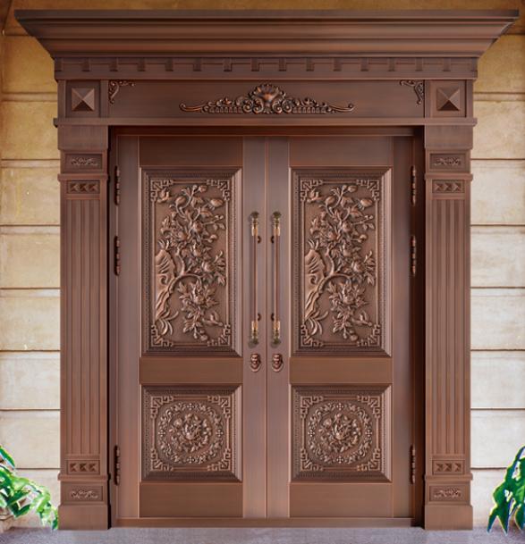 四川铜门厂家就来为你整理分享了保养铜门小技巧