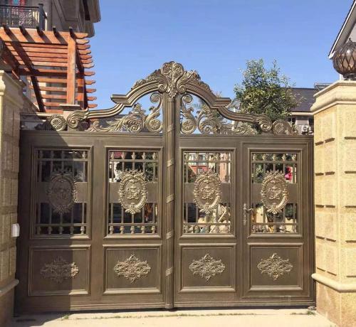 钢铜门就来说说其制造工艺及其保养方式-----四川钢铜门