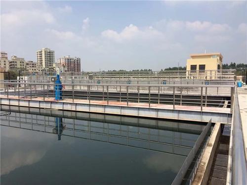四川生活污水处理