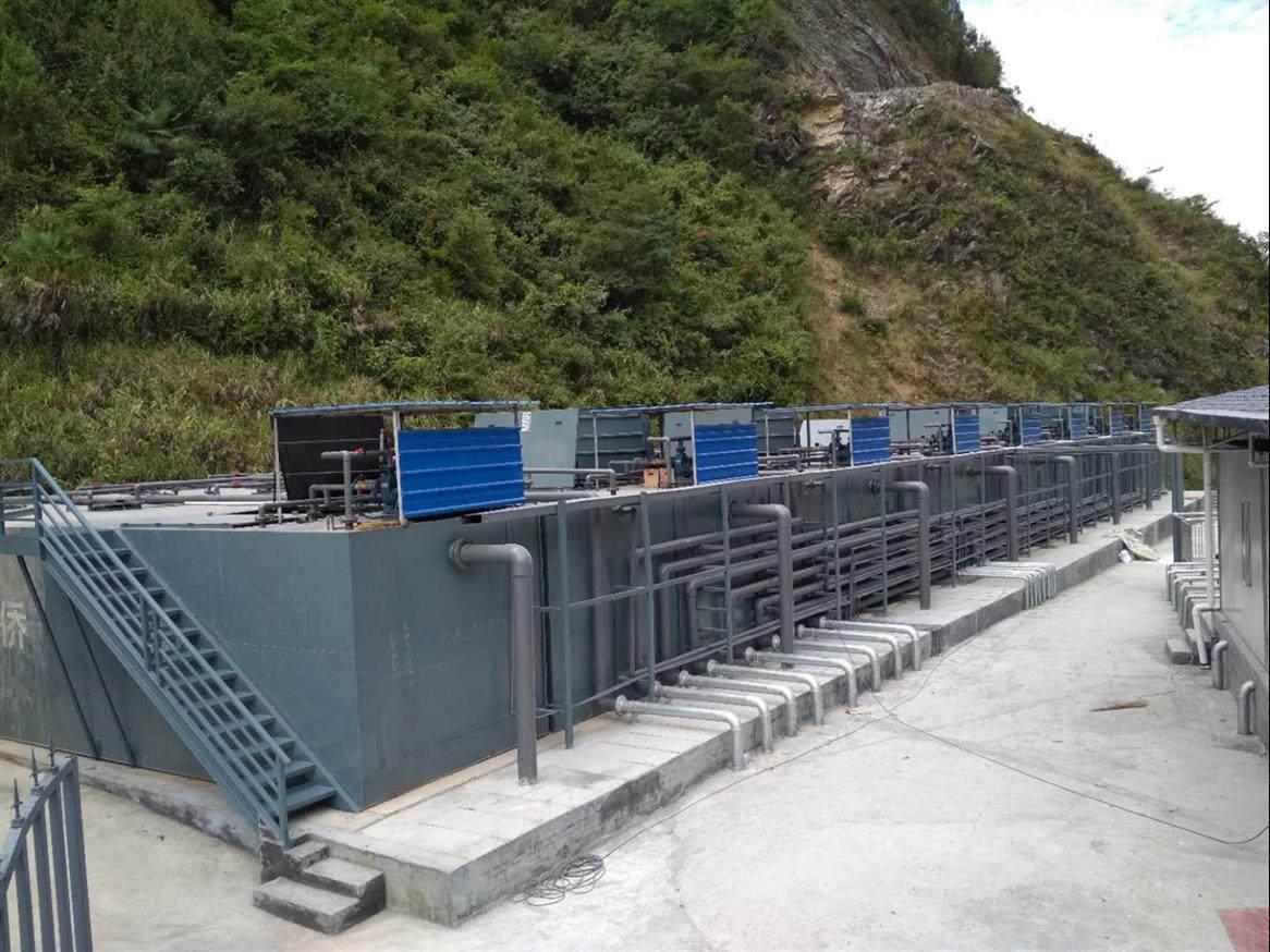 四川生活污水处理工艺的设计参数如何选择?