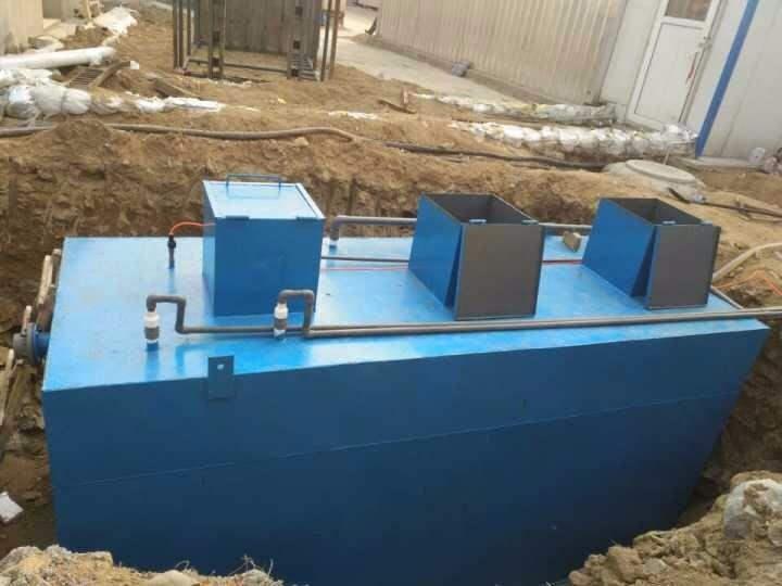 成都中小型生活污水处理