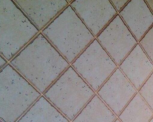 襄阳白兰帝陶瓷泥美缝厂家完工作品展示