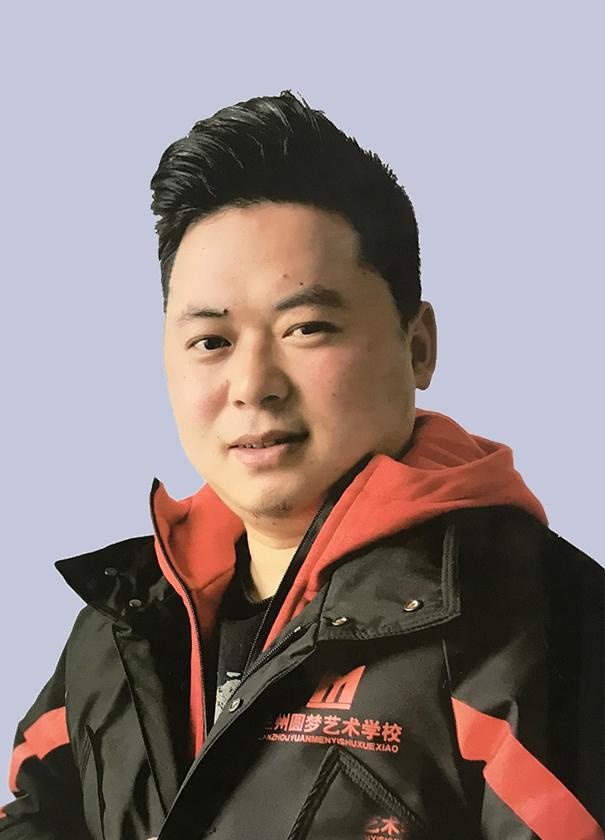 吴锦峰-素描组组长