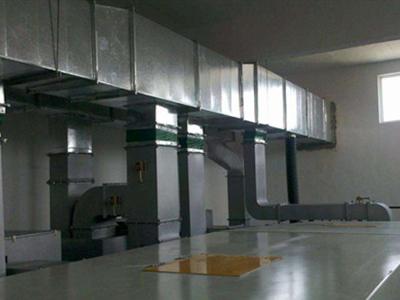 宜宾白铁风管(环境控制系统用风管)