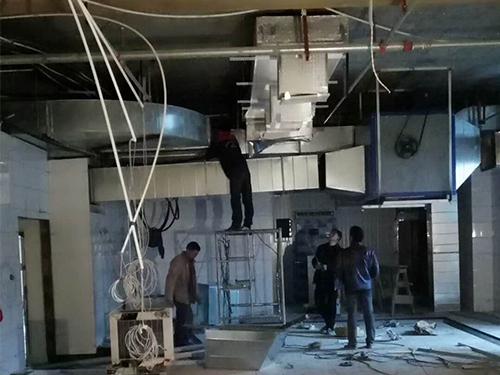 宜宾共板风管成功案例
