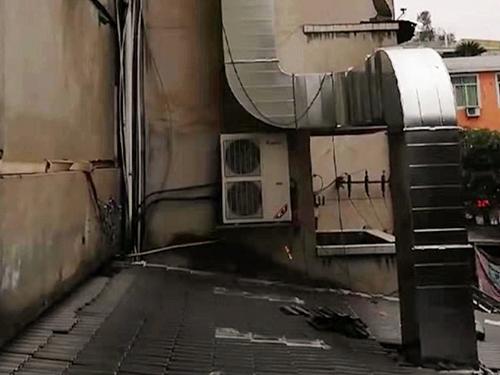 宜宾空调风管安装成功案例