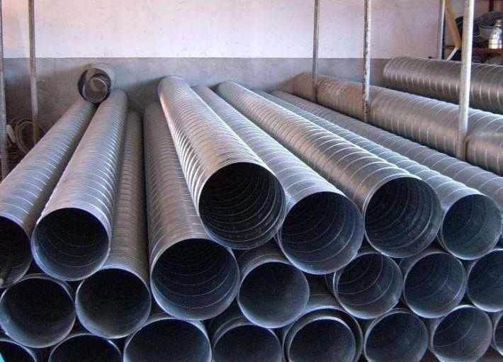 厂家告诉你宜宾螺旋式风管的结构稳定性怎么样