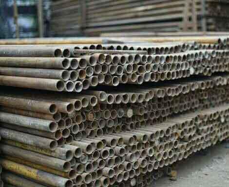 成都钢管架搭建