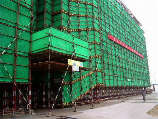 立莱建筑设备为您提供成都钢管架搭建