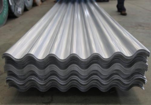 内蒙古彩钢压型板生产