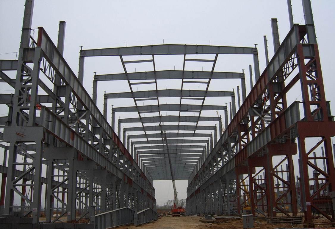 内蒙古桥梁钢结构
