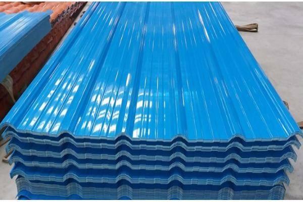 彩色压型钢板厂家