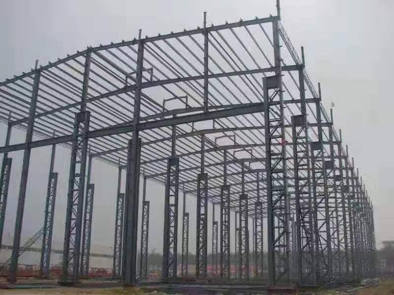 东诚钢构与内蒙古某大型工程合作案例