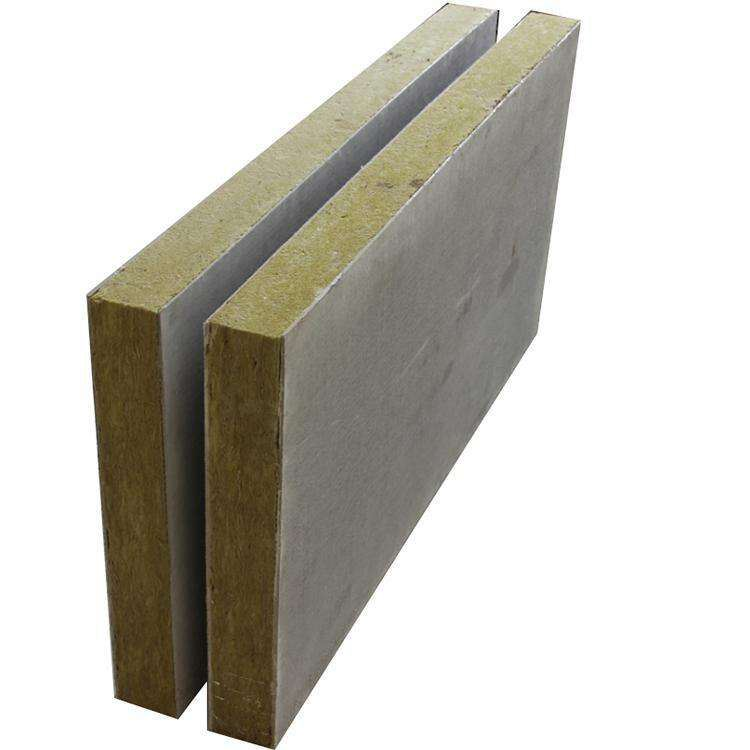 岩棉复合板生产