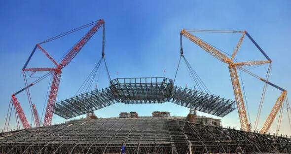 钢结构测量时机的选择与原则