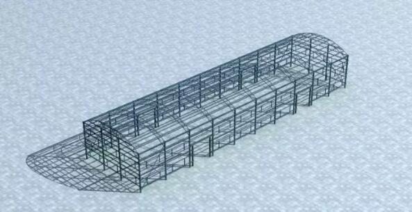 大跨度空间钢结构施工中应重点考虑的问题