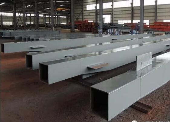 箱型柱工艺隔板