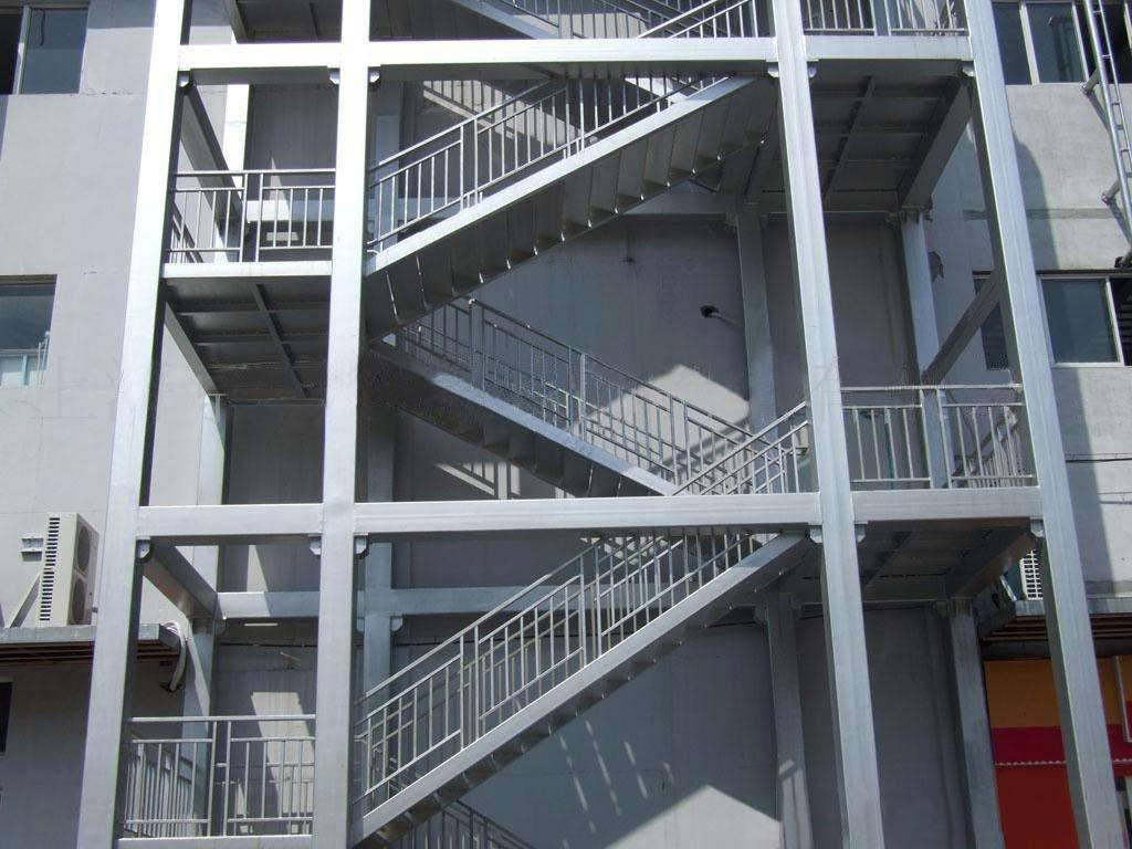 钢结构的夹层对楼承板的主要作用你知道吗?
