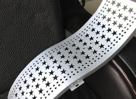双曲铝单板的优势有哪些?