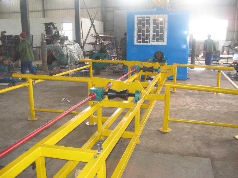 一看便知——脚手架焊接机在生产过程中的应用范围
