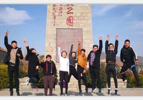 凉山钢结构公司团队展示